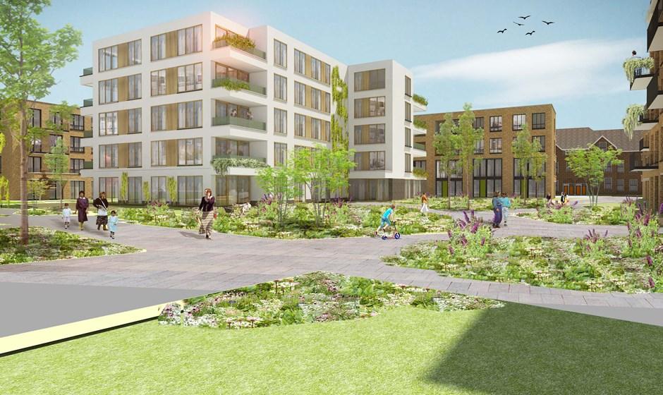 construsoftbimawards - 123 appartementen Boulevard Heuvelink