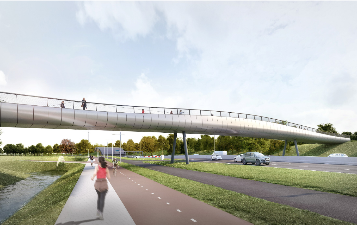 construsoftbimawards - Loopbrug Drievliet