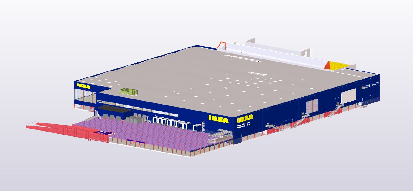 construsoftbimawards - IKEA Varuhus