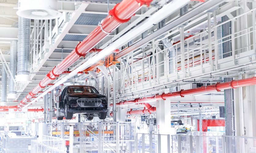 construsoftbimawards - Audi e-tron Brussels