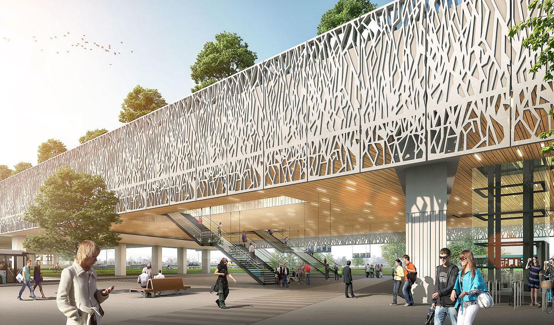 construsoftbimawards - Bleizo – Station Lansingerland – Zoetermeer
