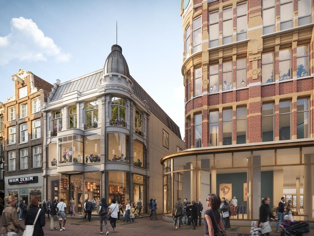 construsoftbimawards - La Place Kalverstraat