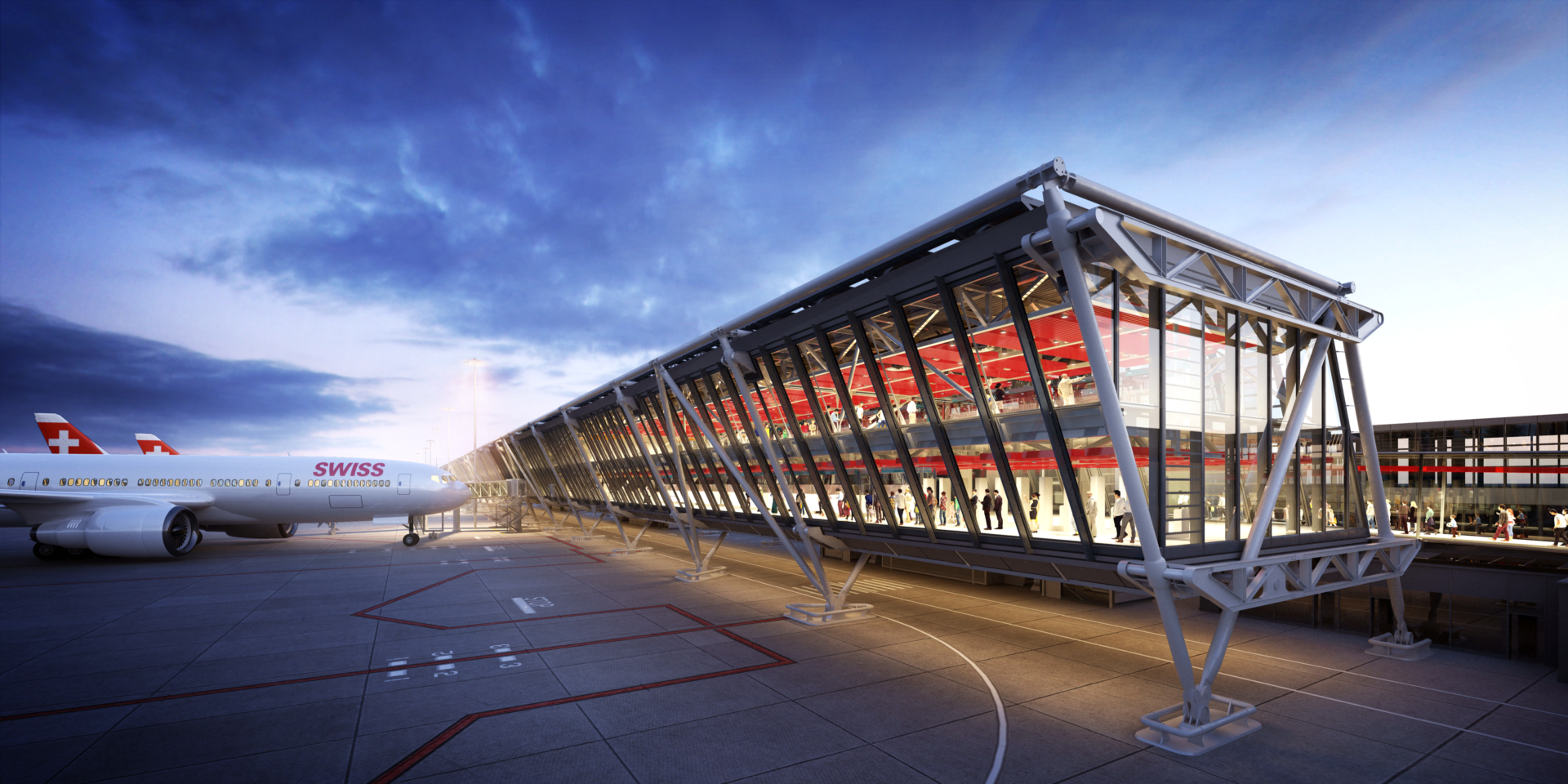construsoftbimawards - Aeroport Geneve